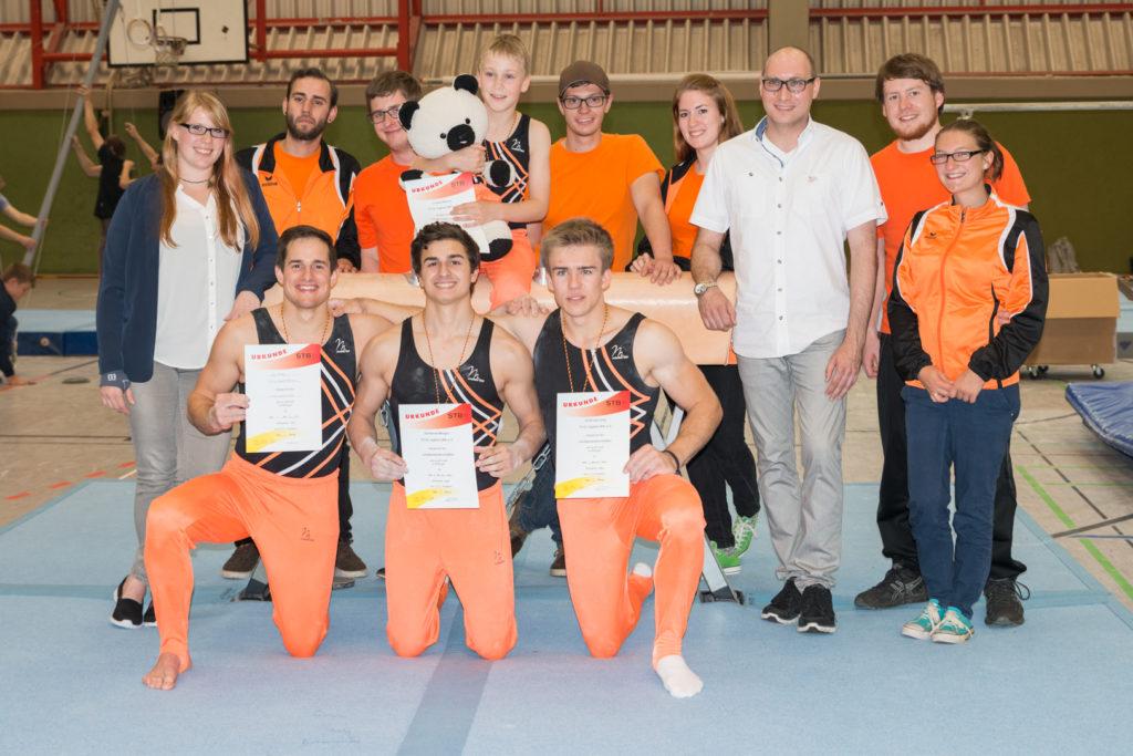 Landeseinzelmeisterschaften, Team und Kampfrichter