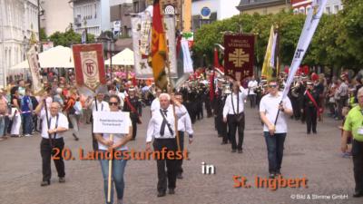 Landesturnfest in St. Ingbert